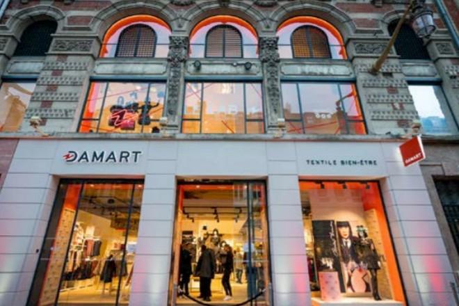 hot new products sale online professional sale Damart : une stratégie omni-canal à petits pas | La Revue du ...