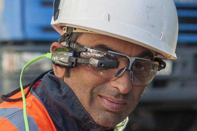 EDF Ingeum concrétise l'intervenant connecté sur ses chantiers