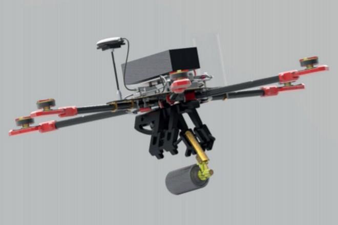 Les drones de tout calibre plébiscités par l'innovation militaire française Drone-Forum-de-linnovation-BF2-
