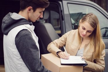 Le nombre de livraisons à domicile va culminer entre le Black Friday et Noël