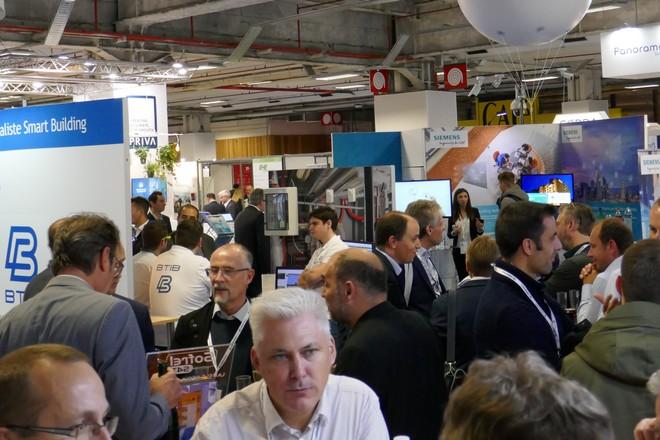 Smart City + smart grid @ Parc des expositions Pavillon 2.2