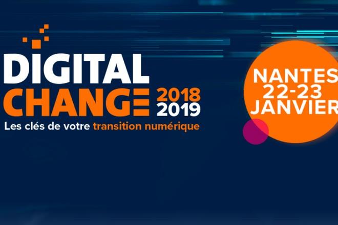 Digital Change : les clés de votre transition numérique @ Parc des expositions