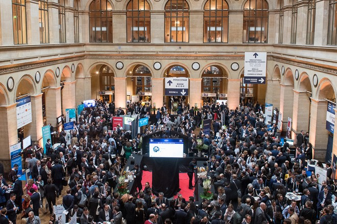 Paris Fintech Forum 2019 @ Palais Brongniart