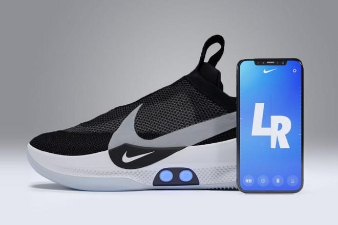 Les chaussures à laçage automatique de Nike commercialisées