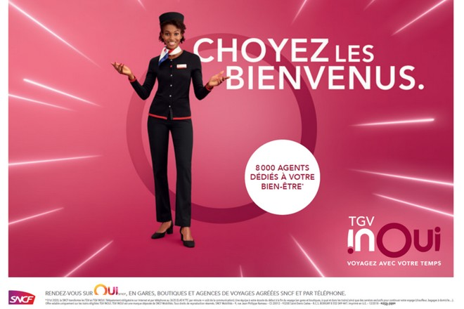 SNCF bascule sur IBM pour son chatbot proposé aux clients du TGV haut de gamme Inoui