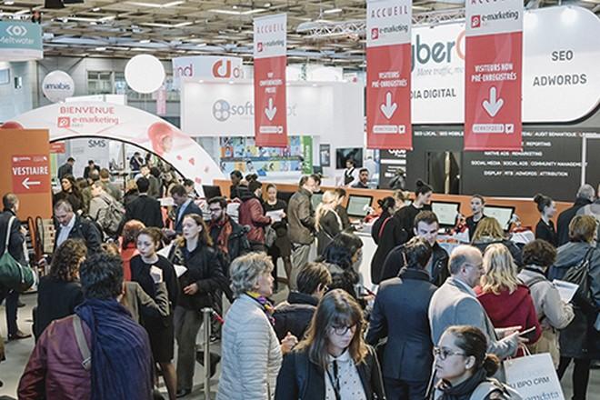 e-marketing PARIS @ Pavillon 4