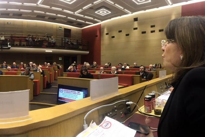 Fraude aux prestations sociales: la sénatrice Nathalie Goulet remonte au créneau