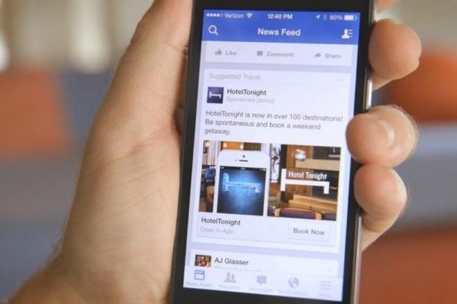 Facebook permet aux utilisateurs de contrôler les données échangées avec les Apps extérieures