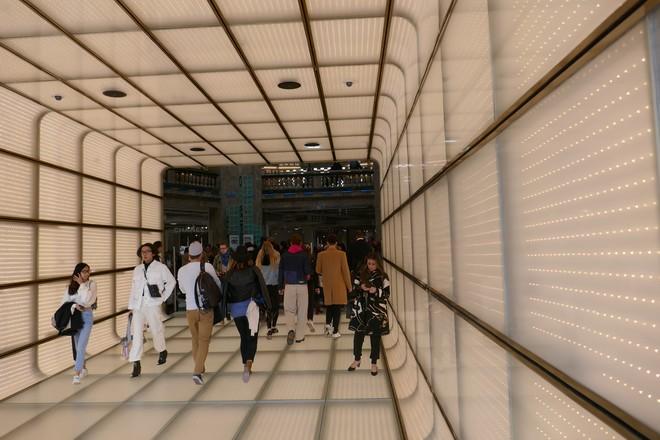 Galeries Lafayette: la technologie mobilisée pour connaître les stocks
