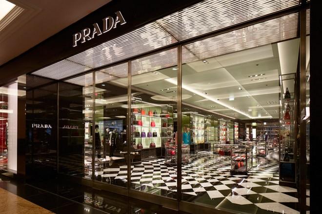 Luxe: Prada veut remettre la gestion de ses stocks sur les bons rails