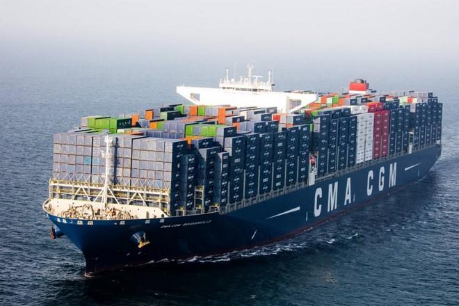 Le groupe de transport maritime CMA CGM victime d'une cyber-attaque