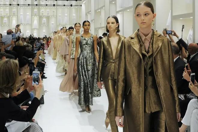 L'intelligence artificielle s'arrête à la porte des créateurs chez Dior