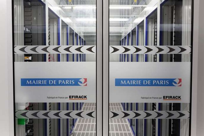 La ville de Paris se dote de son propre Data Center sécurisé