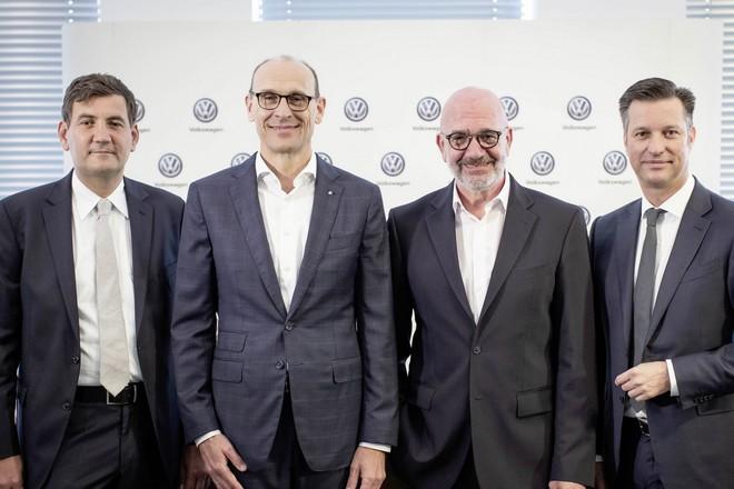 Volkswagen investit 4 milliards d'euros dans sa transformation informatique