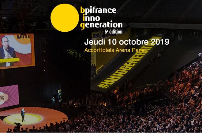 BPIfrance inno generation @ AccorHotels Arena Paris