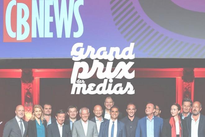 Grand Prix des médias @ salle Wagram