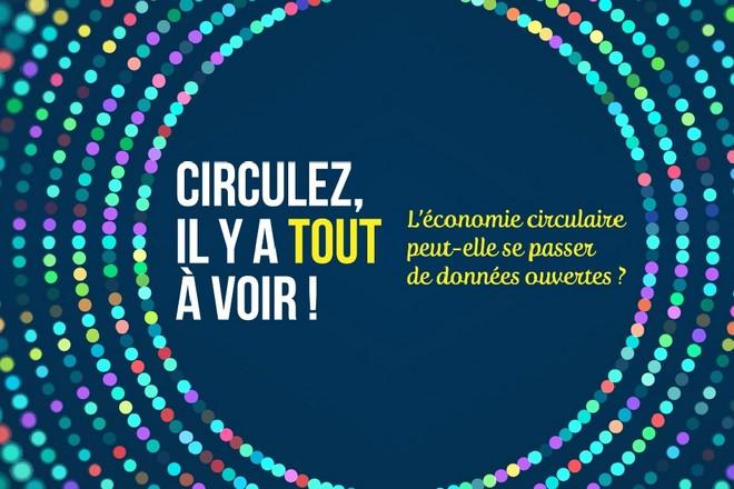 GS1 France : l'économie circulaire peut-elle se passer de données ouvertes ? @ Pavillon Cambon