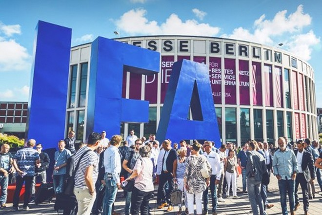 IFA Berlin : where consumer tech meets innovation @ Berlin