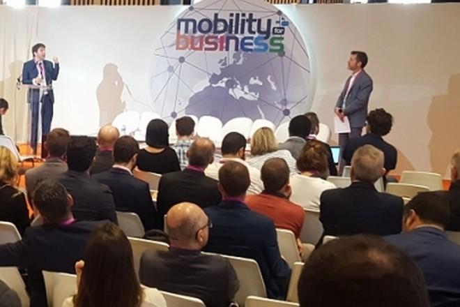 Mobility for business @ Parc des expositions