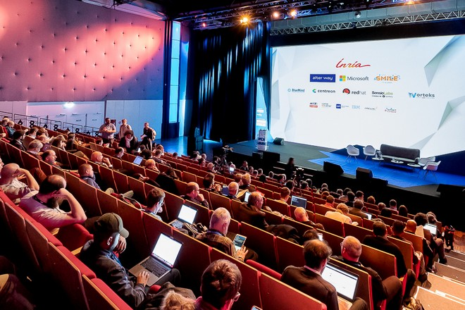 Paris Open Source Summit : innovation for good @ Les Docks de Paris