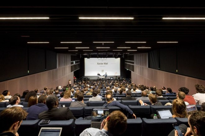 B2B Rocks : leading conferences for B2B and SaaS startups @ Station F