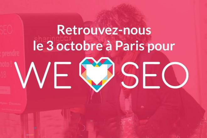 We love SEO : for Search marketing lovers @ Les jardins de Saint Dominique