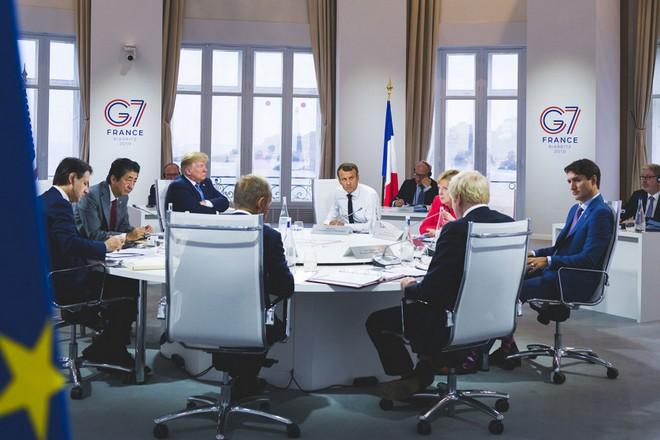 Taxe Gafa: Emmanuel Macron annonce un accord avec Donald Trump lors du G7