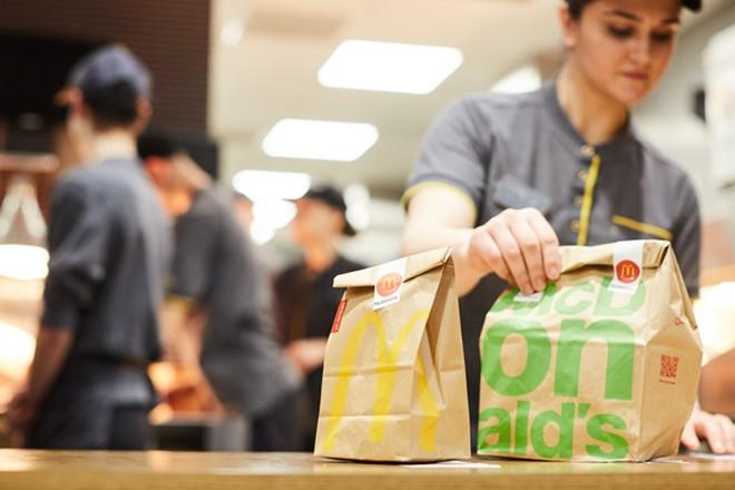 Les technologies marketing sous le leardership de l'informatique chez McDonald's