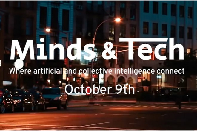Minds & Tech : where artificial and collective intelligence connect