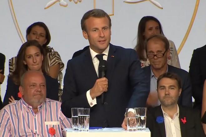 Objectif de 25 licornes en 2025 fixé par Emmanuel Macron