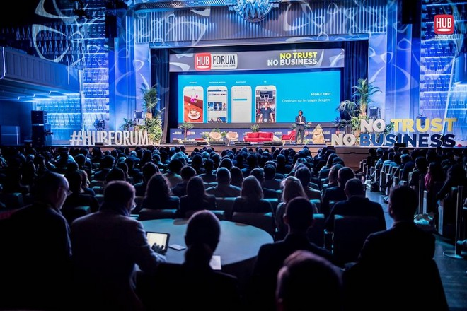 Hub Forum : Smart Reboot Now ! @ Maison de la Mutualité