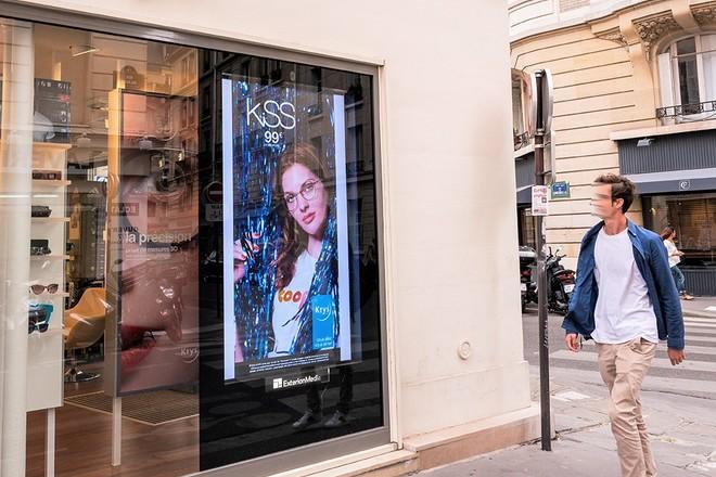 L'engagement émotionnel suscité par l'affichage digital désormais mesuré