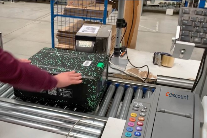 E-commerce : Cdiscount teste le colis connecté de LivingPackets