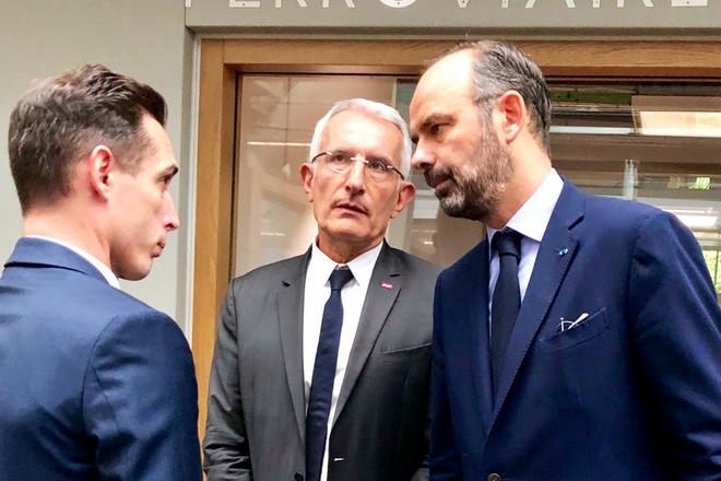 SNCF : Guillaume Pepy menace de sanctions les conducteurs s'ils ne reprennent pas le travail