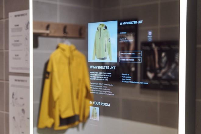 Adidas ouvre son magasin le plus digital à Londres