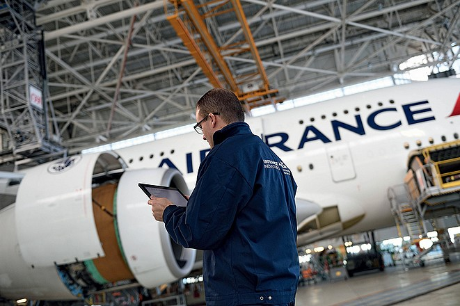 Air France surveille le coût du Cloud Amazon pour son service de maintenance des avions
