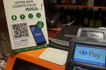 Carrefour veut mesurer la satisfaction de ses clients avec l'app de Critizr