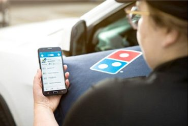 Domino's Pizza généralise le suivi géolocalisé de ses livraisons aux Etats-Unis