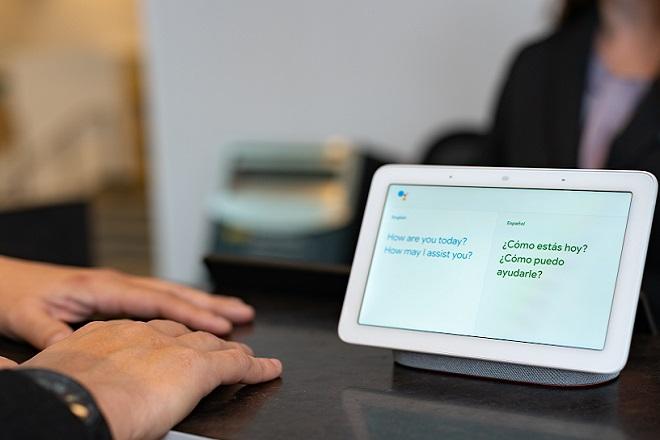 Premiers pas de la traduction vocale temps réel avec l'assistant personnel de Google