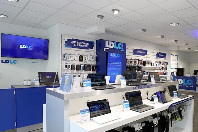 LDLC.com met en service sa place de marché de produits connexes à la High-Tech