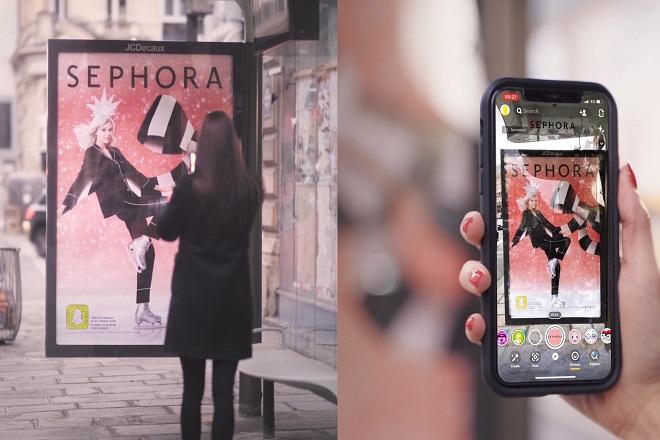 Sephora Snapchat