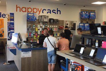 Décollage des produits d'occasion : Happy Cash accélère sur la vente en ligne