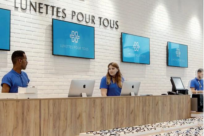 Le champion des lunettes de vue à 10 € ouvre 30 magasins  supplémentaires