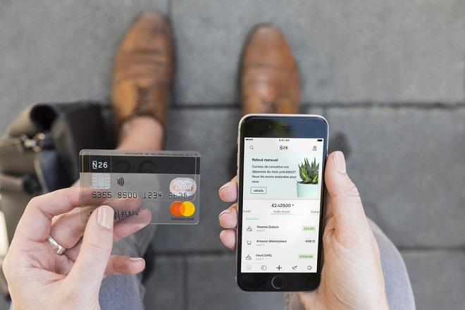 La banque mobile N26 totalise 5 millions de clients
