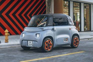 Fnac Darty commercialise la voiture électrique sans permis Ami de Citroën