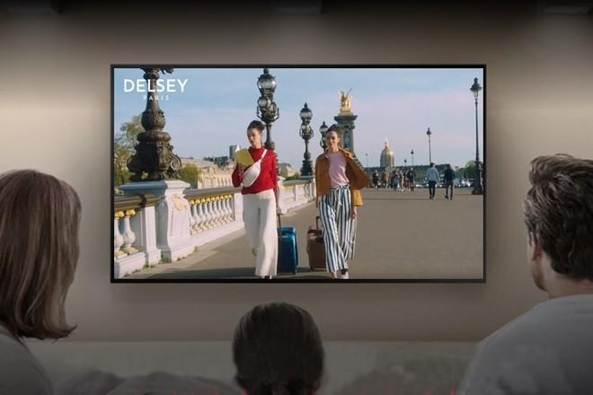 Le bagagiste Delsey Paris teste l'achat de publicité TV en programmatique