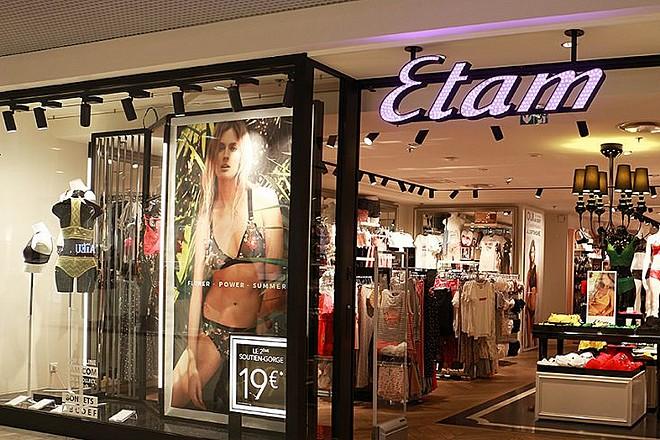 Etam veut innover pour réussir la réouverture de ses boutiques