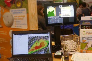 La Data plus facilement partageable entre les matériels agricoles