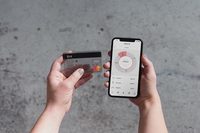 N26, une banque mobile presque rentable en France