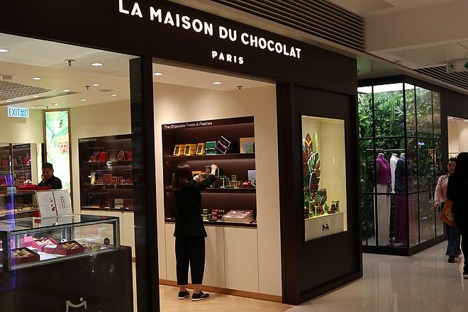 Le Printemps et La Maison du chocolat soignent leur référencement digital